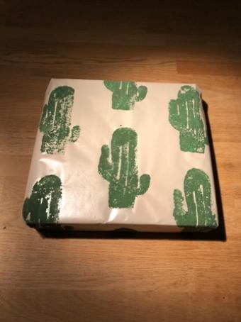 cactus-cadeaupapier-